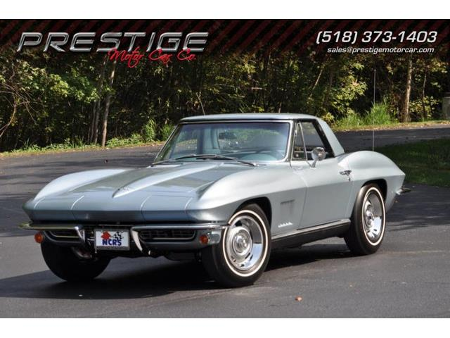 Picture of Classic 1967 Corvette located in Clifton Park New York Auction Vehicle Offered by  - OA9E