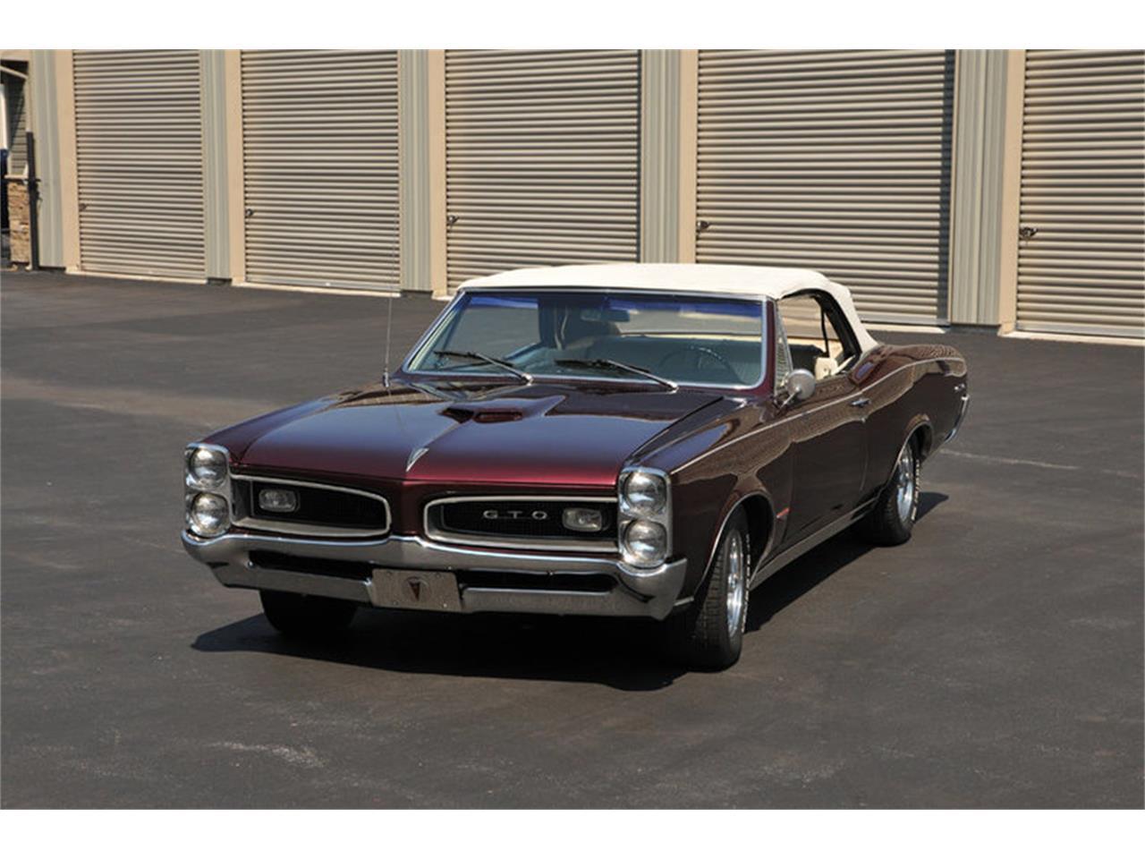 Picture of '66 GTO - OA9L