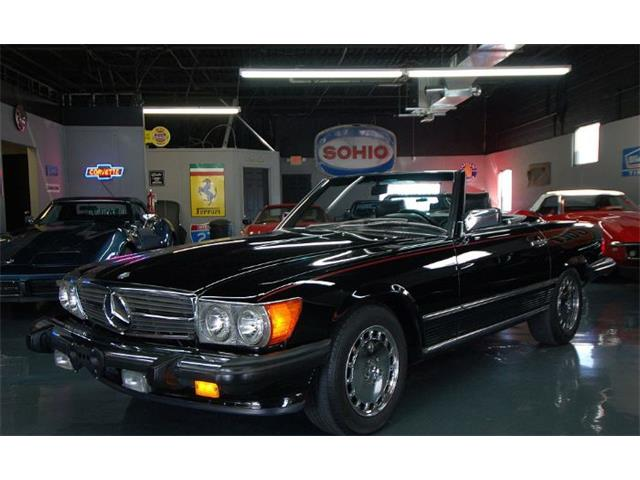 Picture of '88 560SL - OA9M