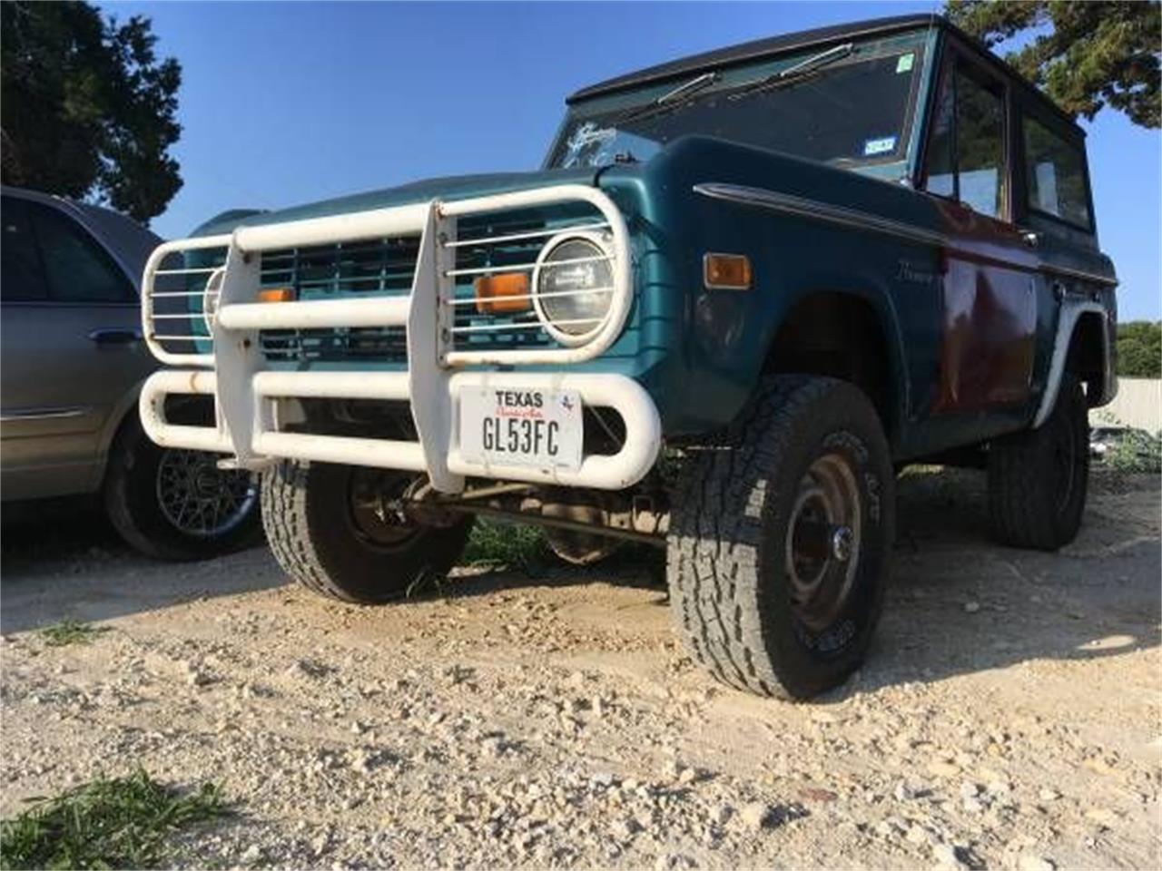 Picture of '74 Bronco - OA9S