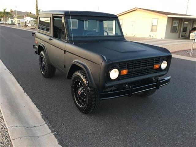 Picture of '74 Bronco - OAA5
