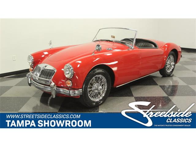 Picture of '61 MGA - O85F