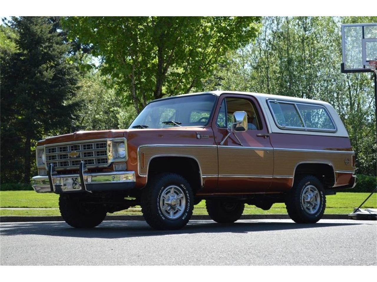 Classic Chevrolet Blazer for Sale on ClassicCars.com