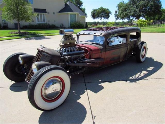 Picture of '34 Oldsmobile Rat Rod Offered by  - OAAL