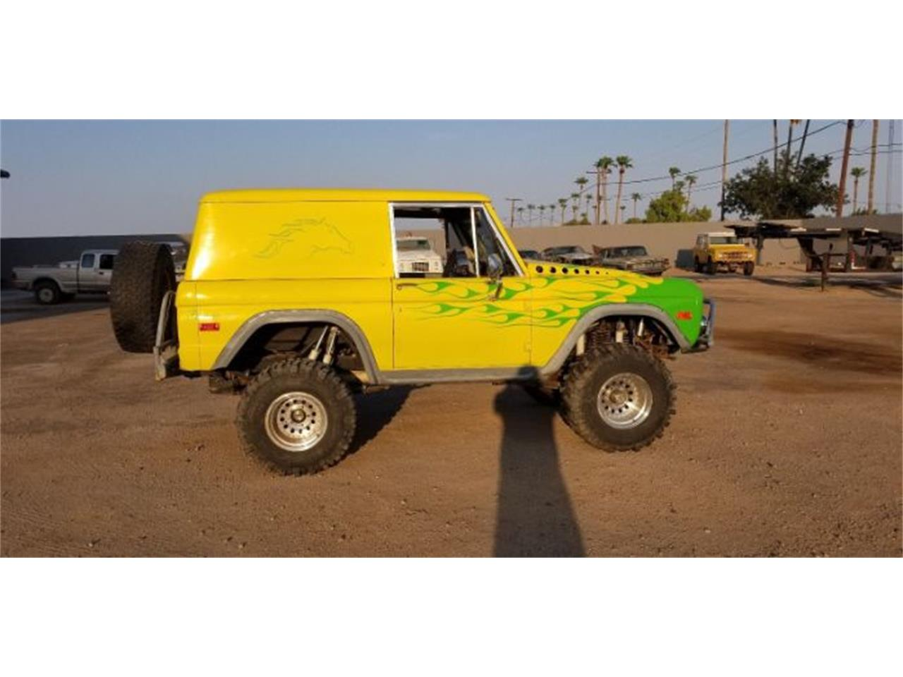 Picture of '76 Bronco - OAAT