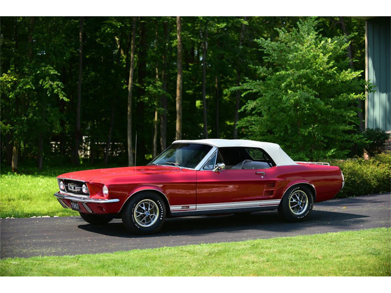 Picture of '67 Mustang - OAB1