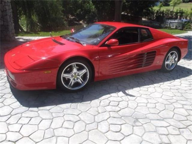 Picture of '93 Testarossa - OABG