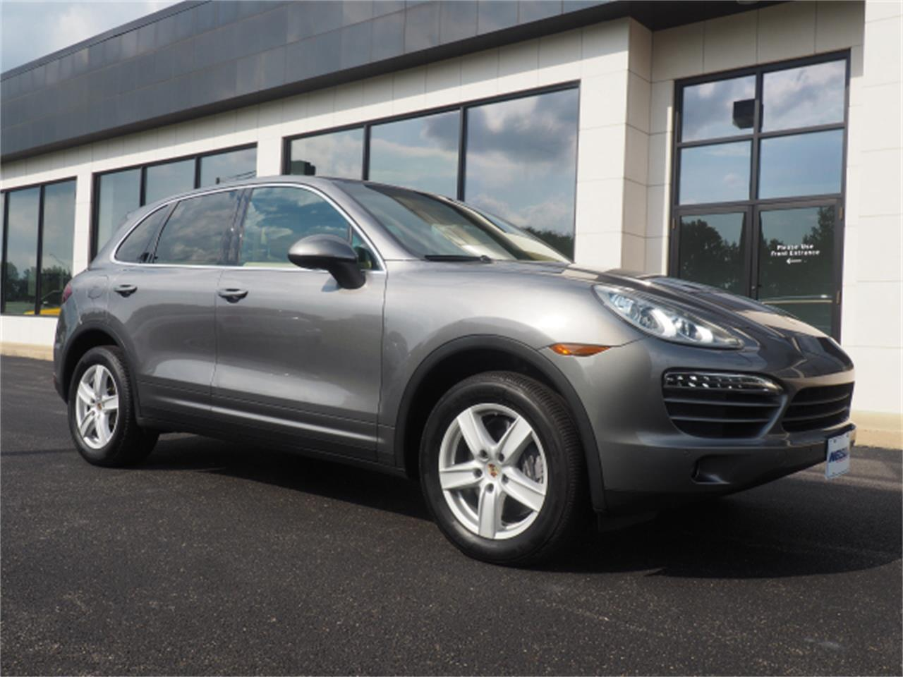 Picture of '13 Cayenne - OAC1