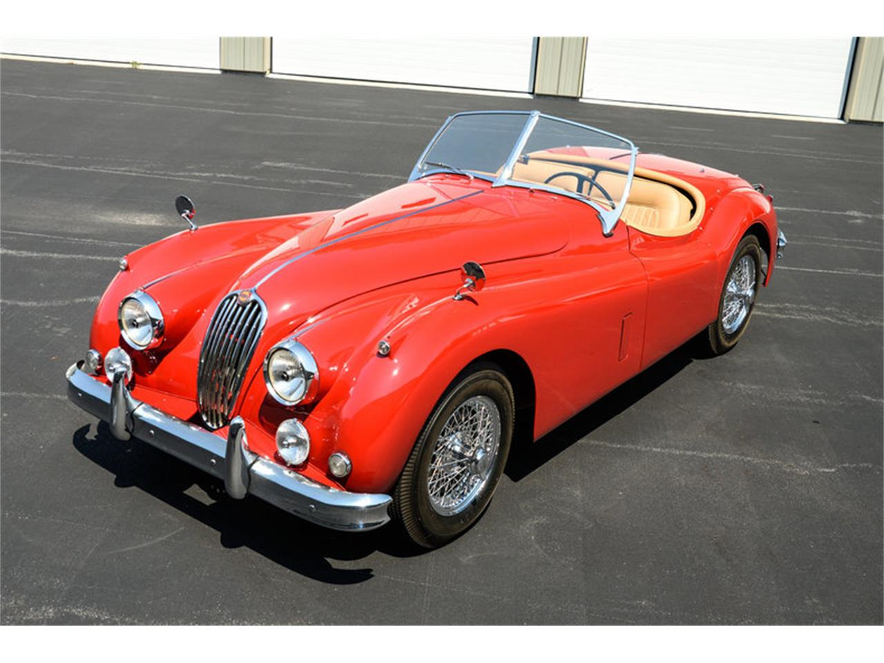 Picture of '57 XK140 - OAC2
