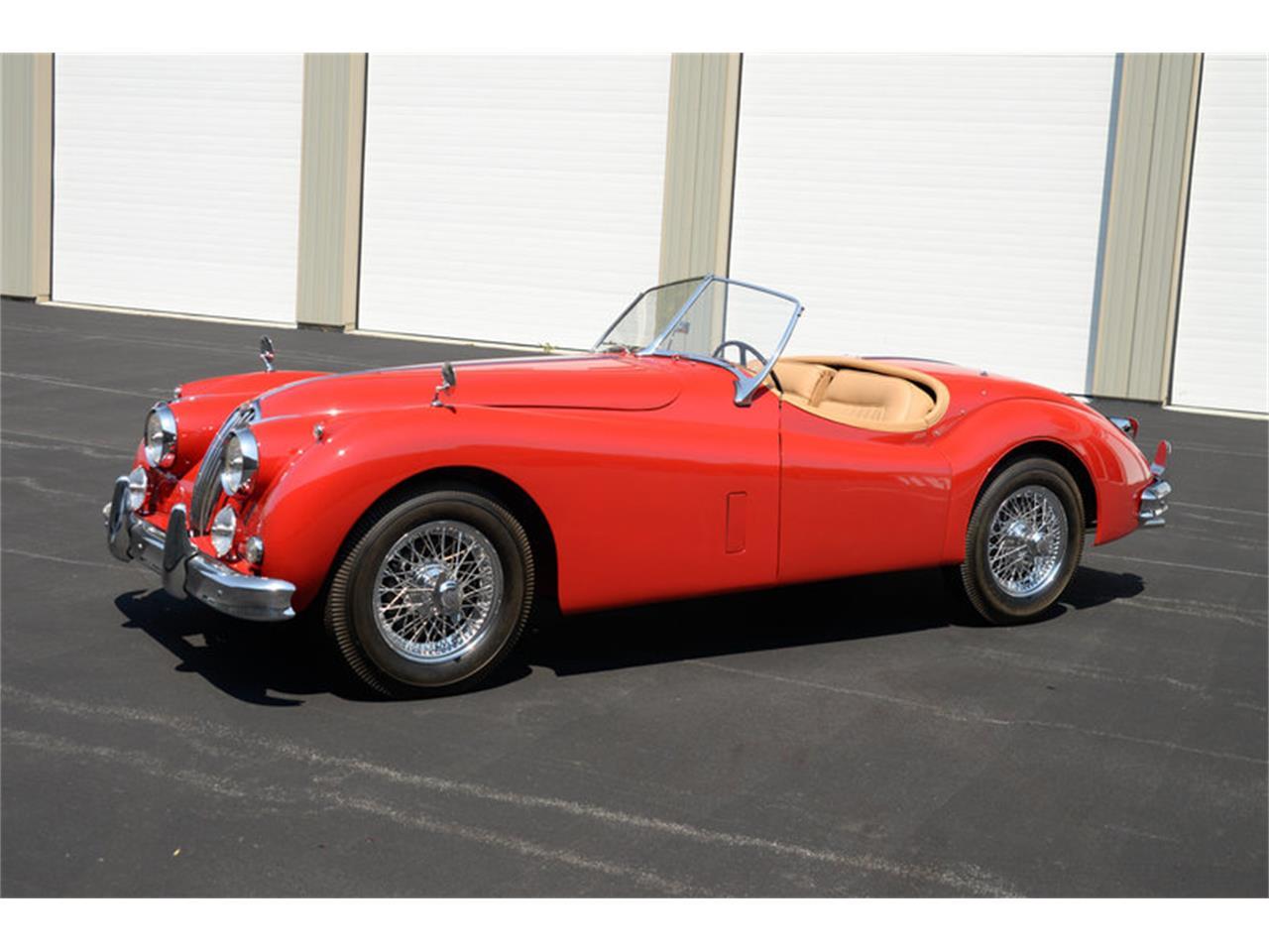 1957 Jaguar XK140 for Sale | ClassicCars.com