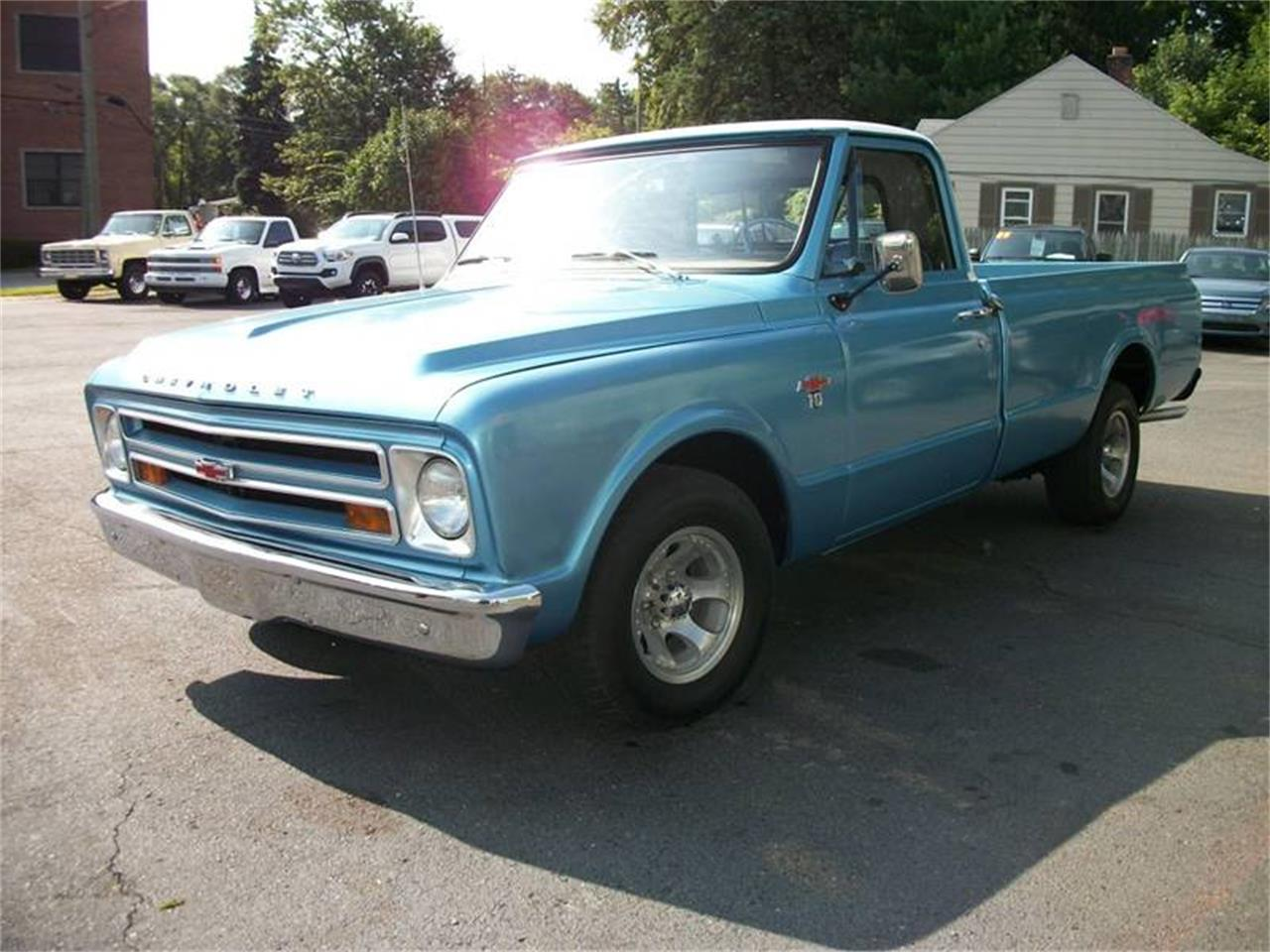 Picture of '67 C/K 10 - OAC3