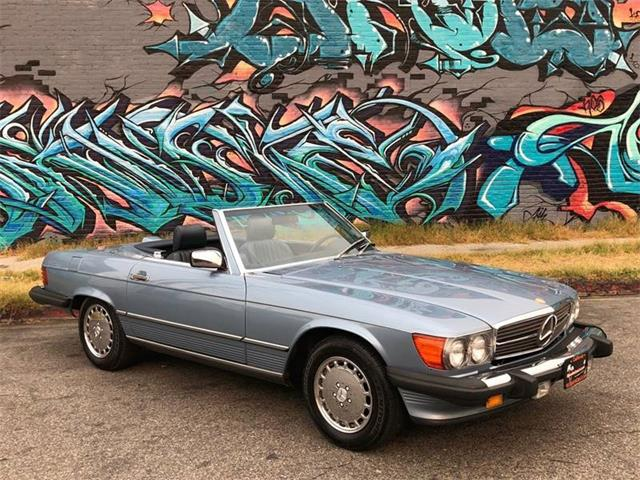Picture of 1987 Mercedes-Benz 560 Offered by  - OAC4