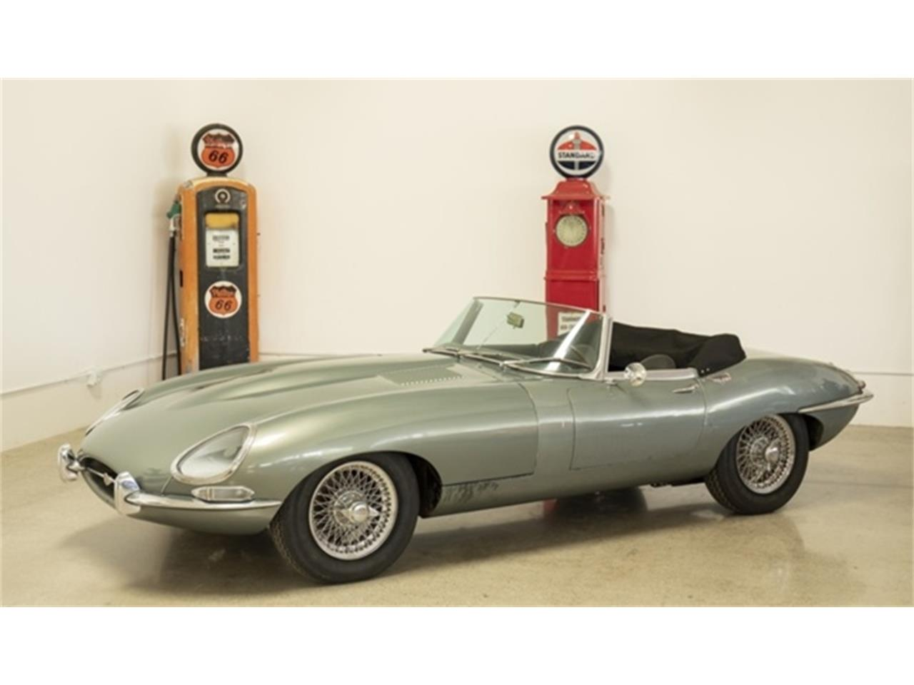 Picture of '62 E-Type - OACT