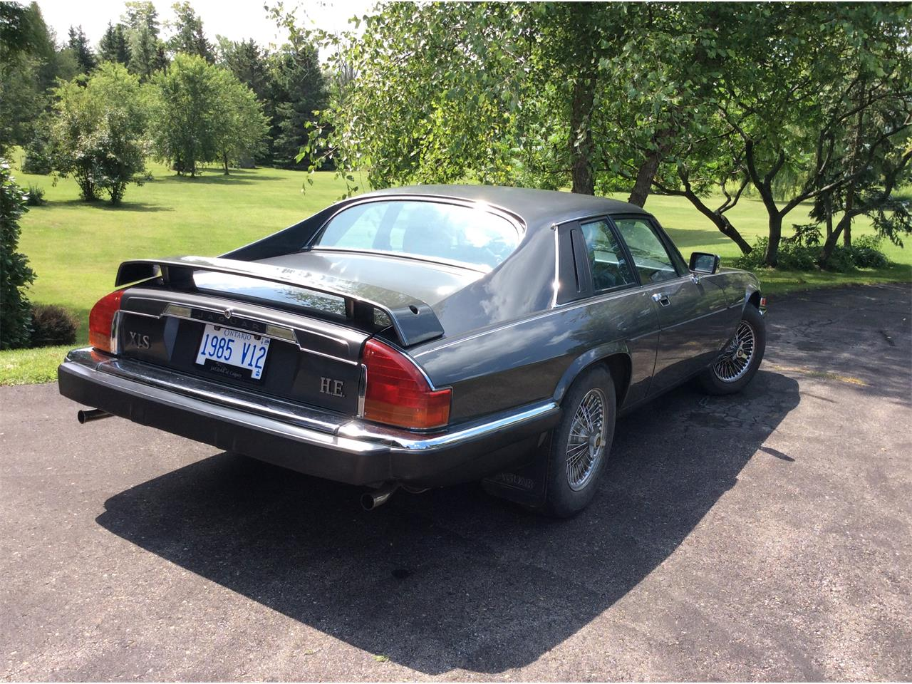 Large Picture of '85 XJS - OADE