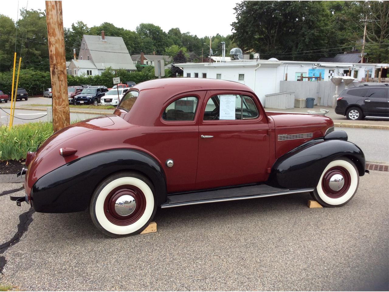 Picture of '39 Business Coupe - OADM