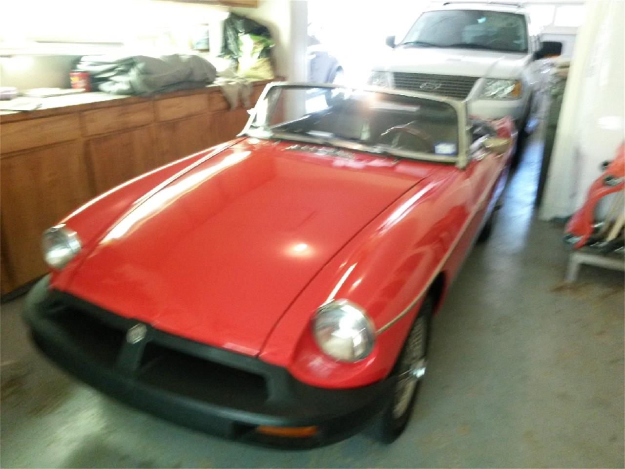 Picture of '76 MGB - OADN