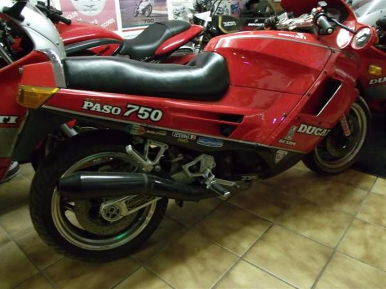 Large Picture of '87 Ducati Motorcycle - $5,995.00 Offered by Classic Car Deals - O85S