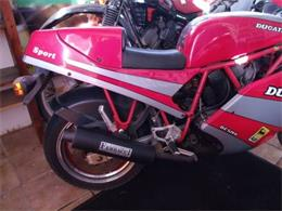 Picture of '90 Motorcycle - O85T
