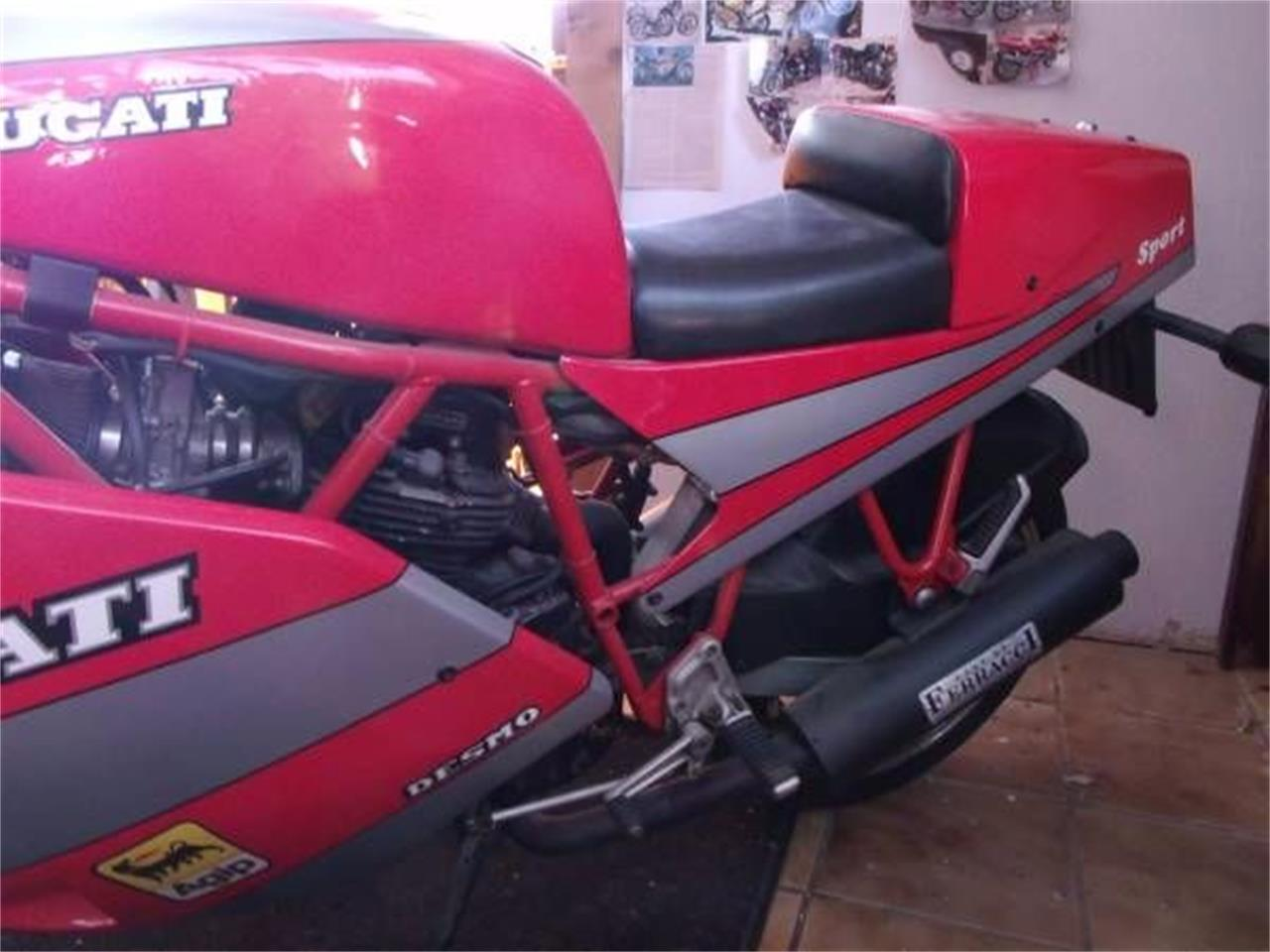 Large Picture of '90 Motorcycle - O85T