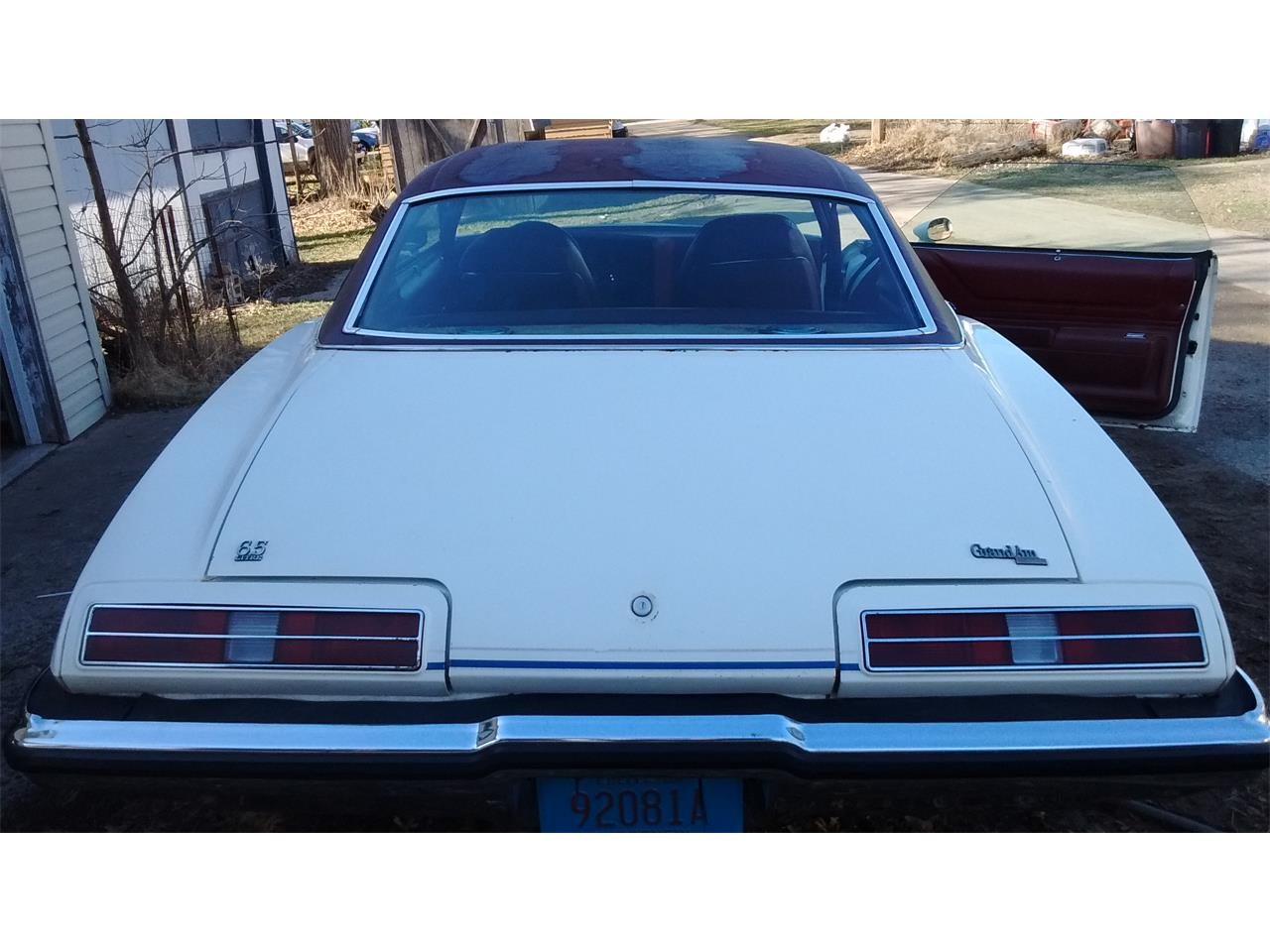 Large Picture of '73 Grand Am - OAE9