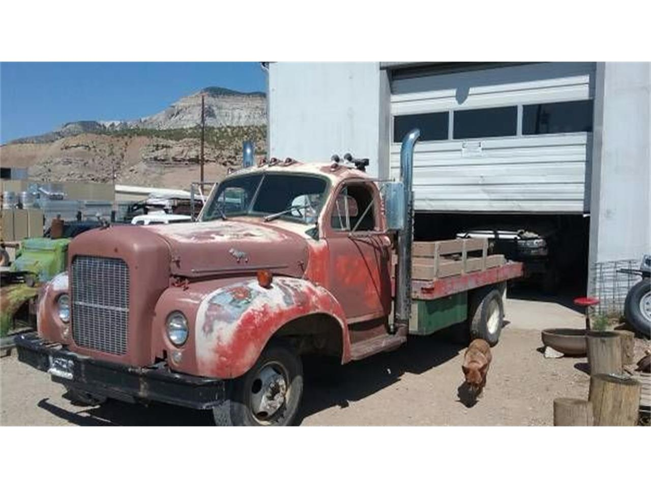 Large Picture of '57 Truck - O85U