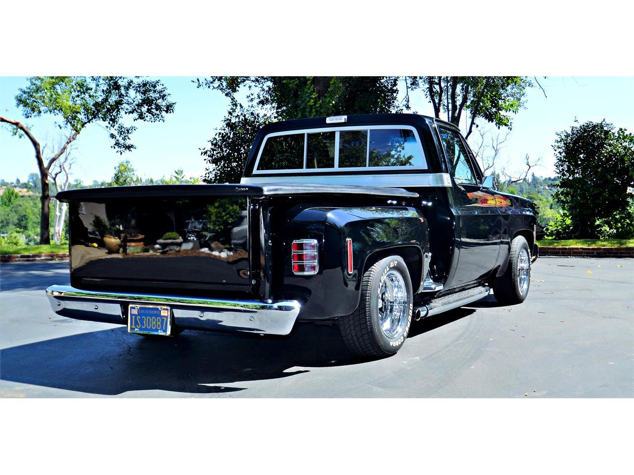 For Sale 1976 Chevrolet Stepside In Redding California