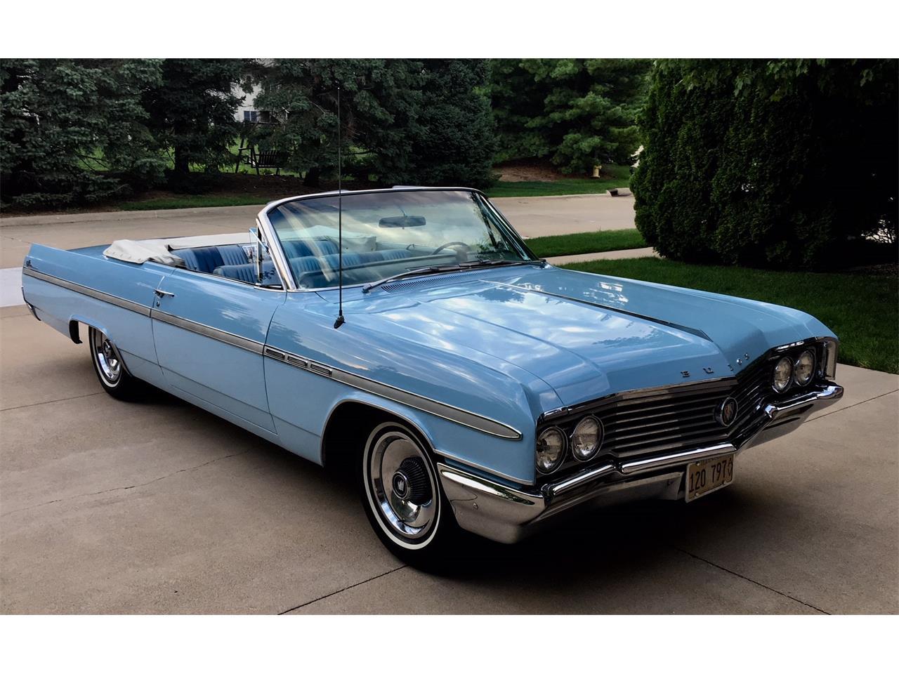 1960 Buick LeSabre Hardtop