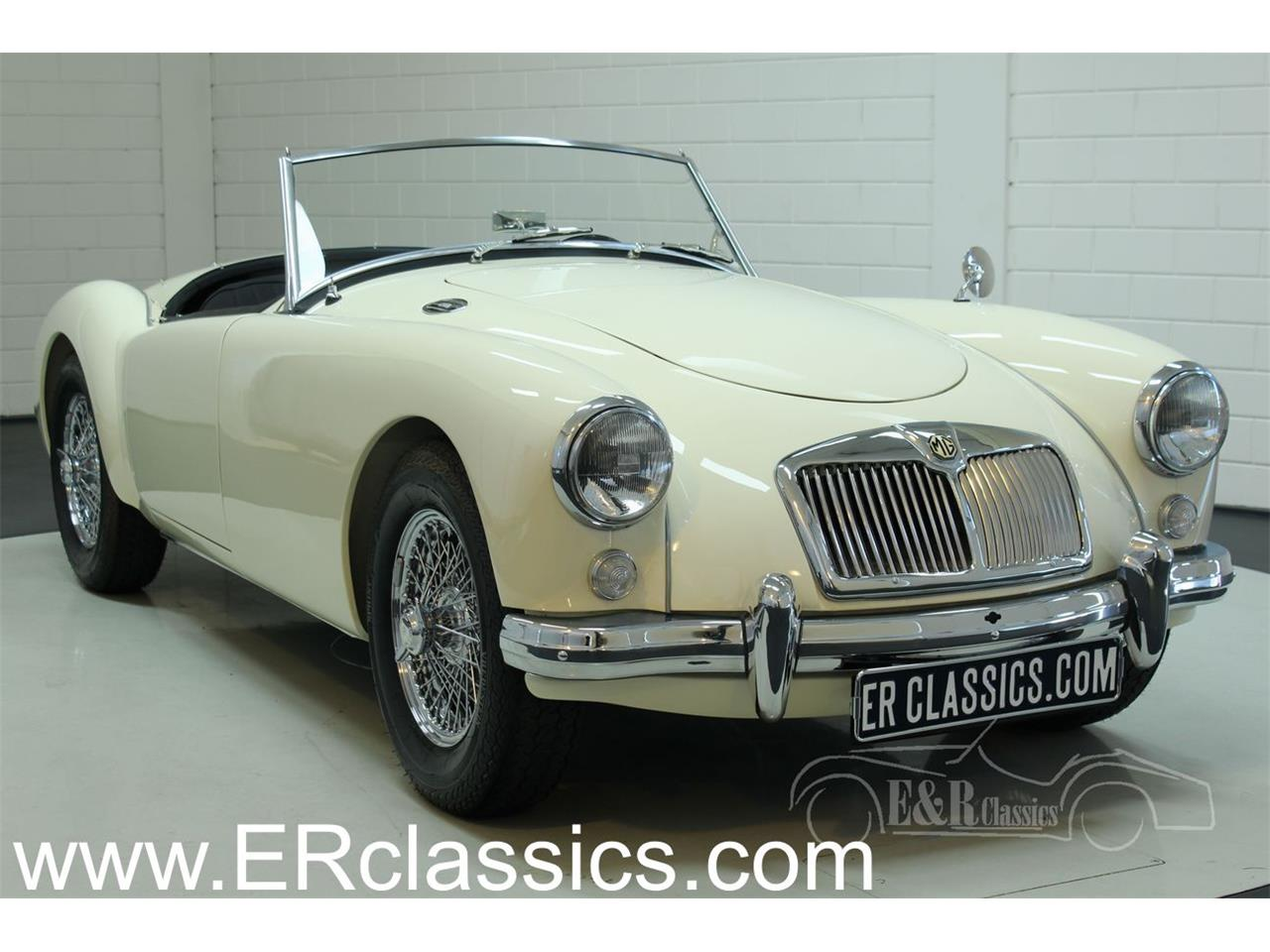 Picture of '58 MGA - OAER