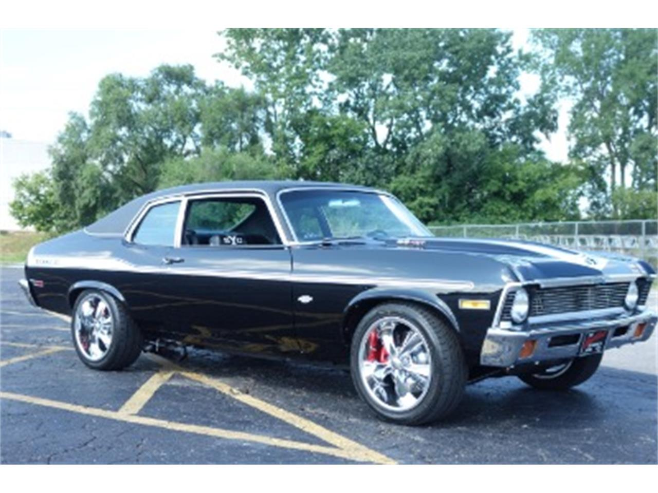 Large Picture of 1973 Nova Offered by North Shore Classics - OAF3