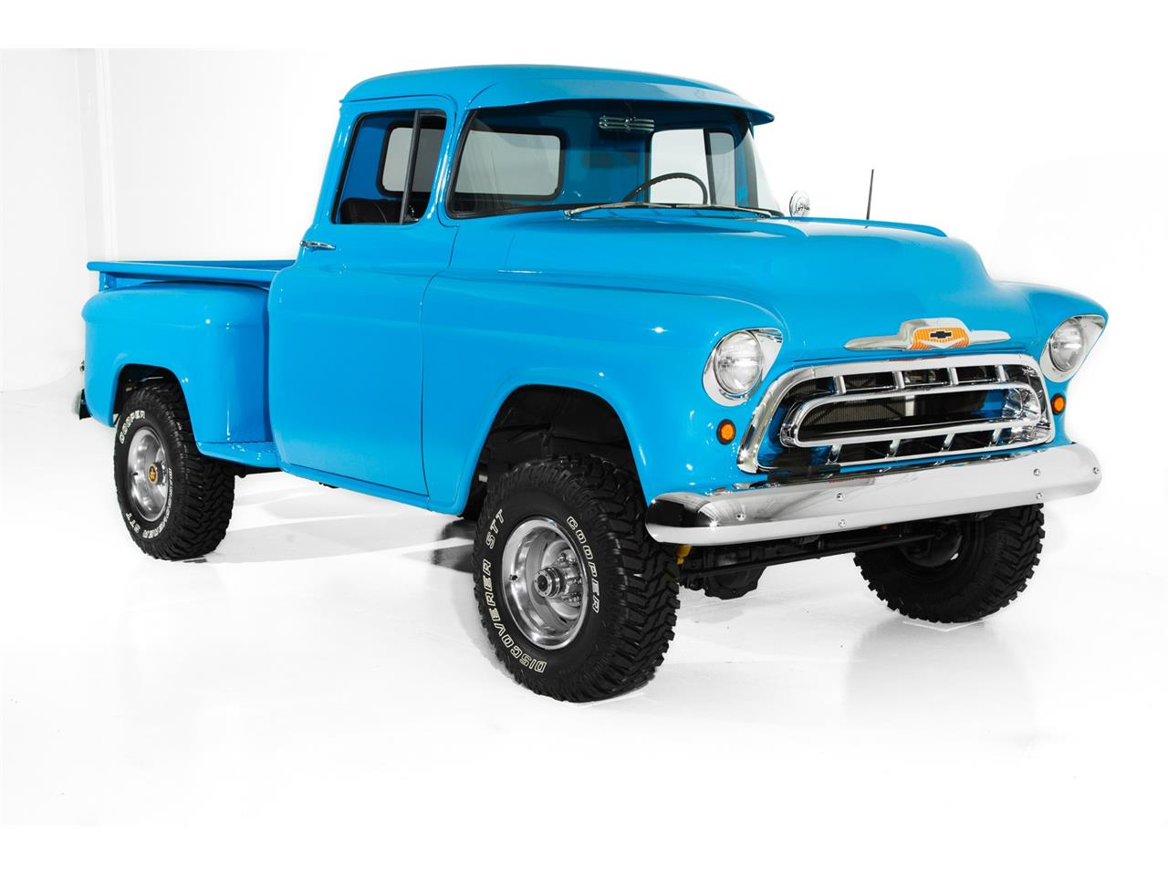 1957 chevrolet 3100 for sale on. Black Bedroom Furniture Sets. Home Design Ideas