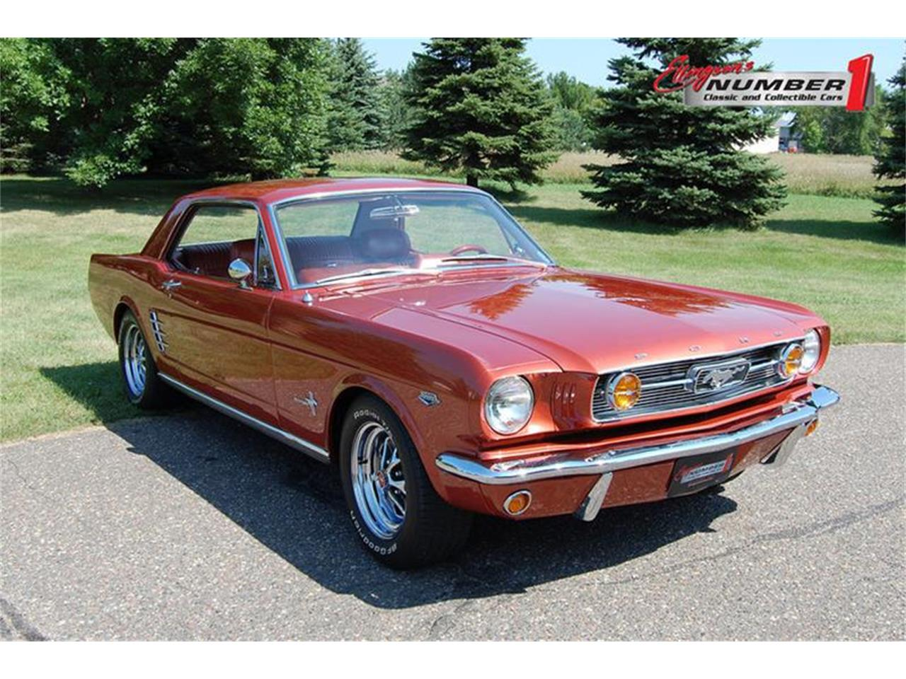 Picture of '66 Mustang - OAFF