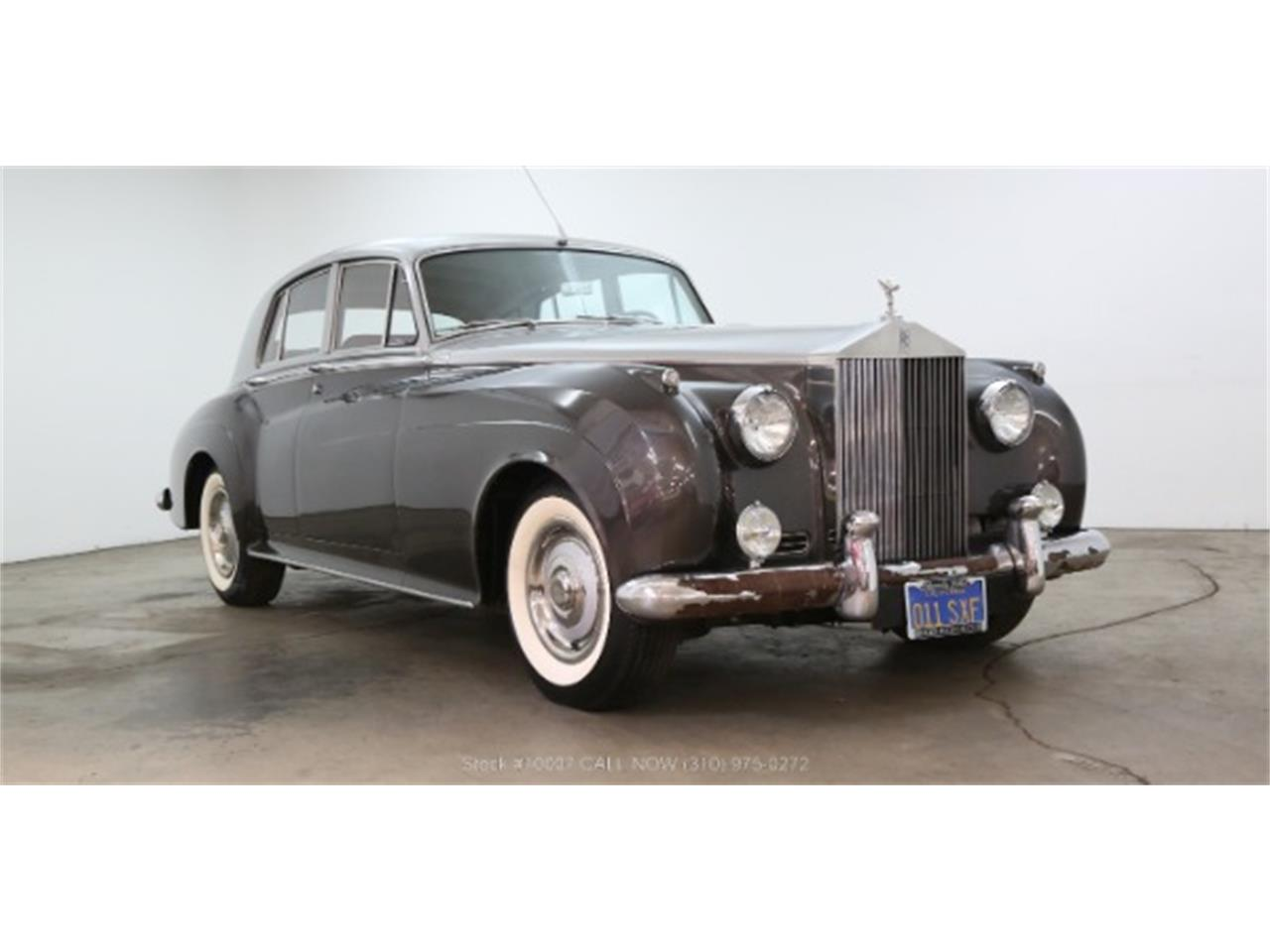 Picture of '62 Silver Cloud II - O85Y