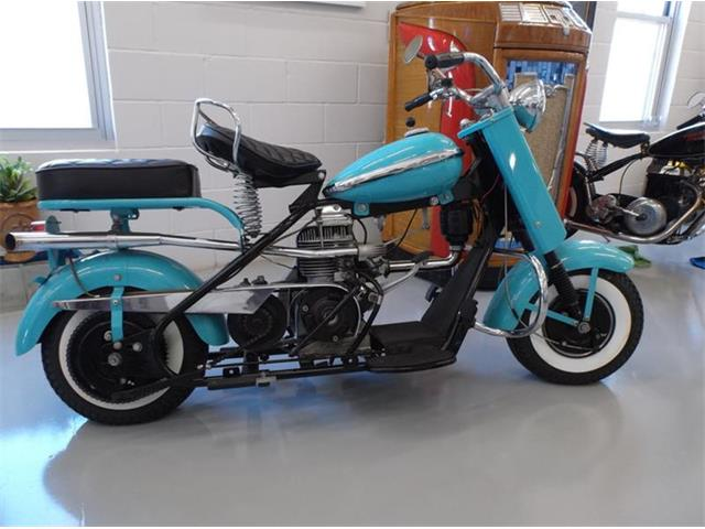 Picture of '59 Motorcycle - OAFJ