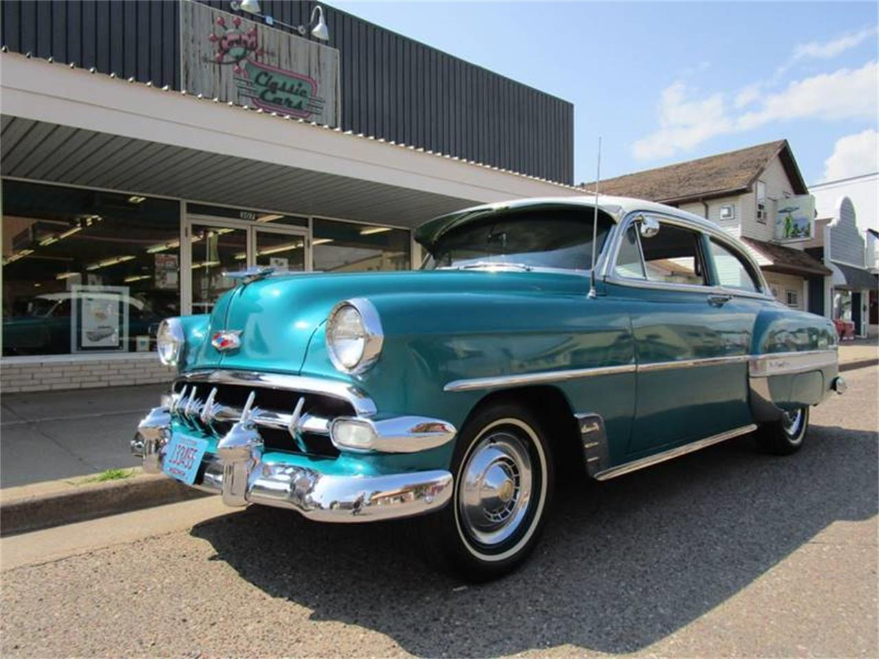 1954 Chevrolet Bel Air for Sale on ClassicCars.com