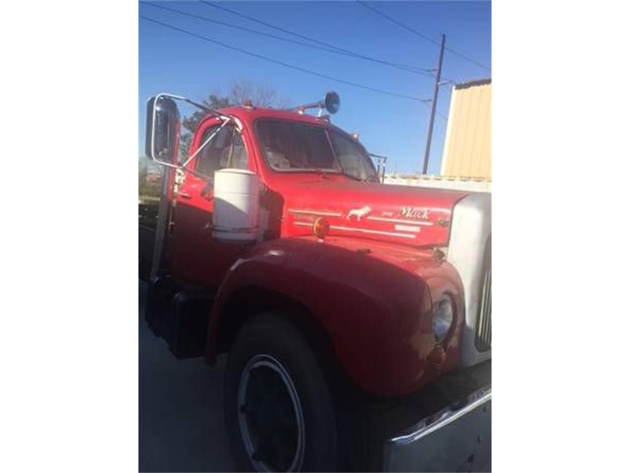 1956 Mack Truck For Sale Classiccars Com Cc 1130330