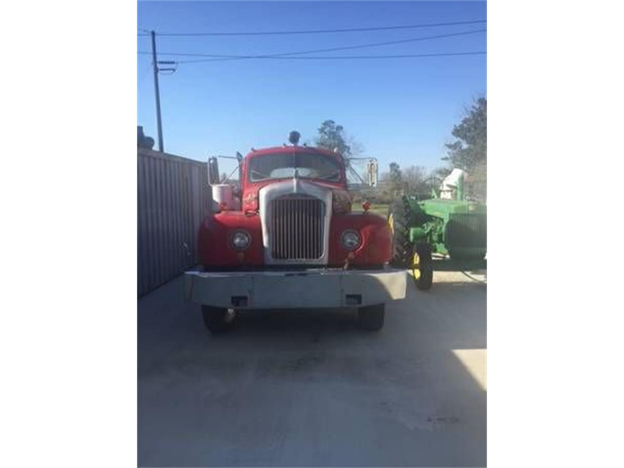 Large Picture of '56 Truck - O862