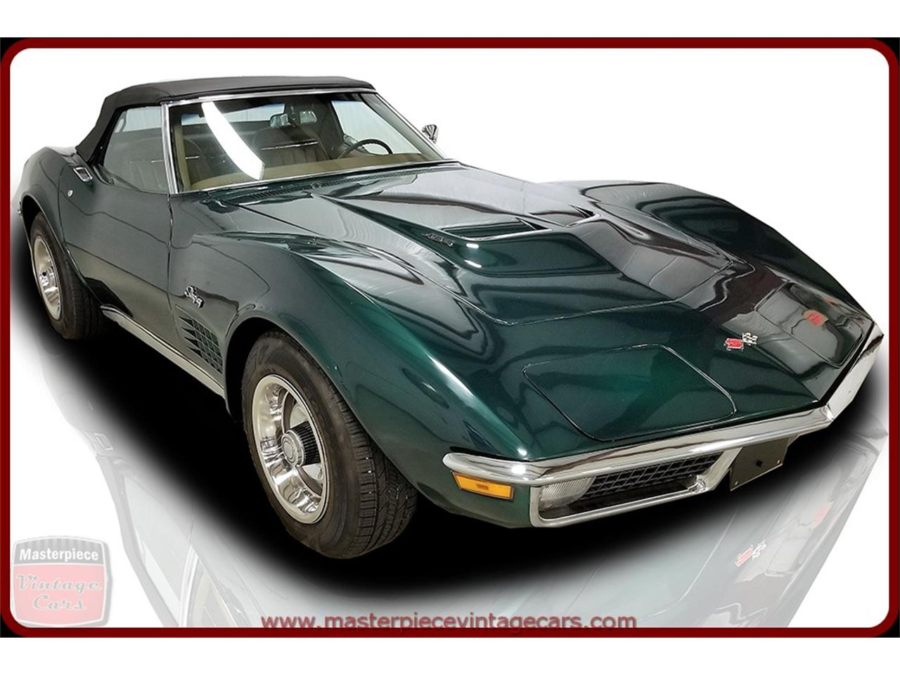 Picture of '71 Corvette - OAGM