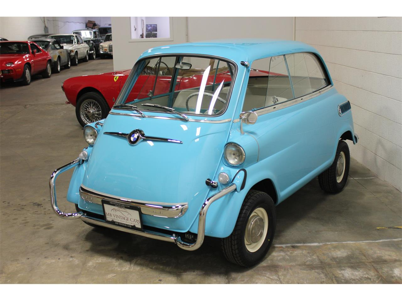 Picture of '58 Isetta - OAGO
