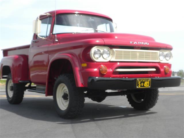 Picture of Classic 1960 Fargo Pickup - $17,000.00 - OAGU