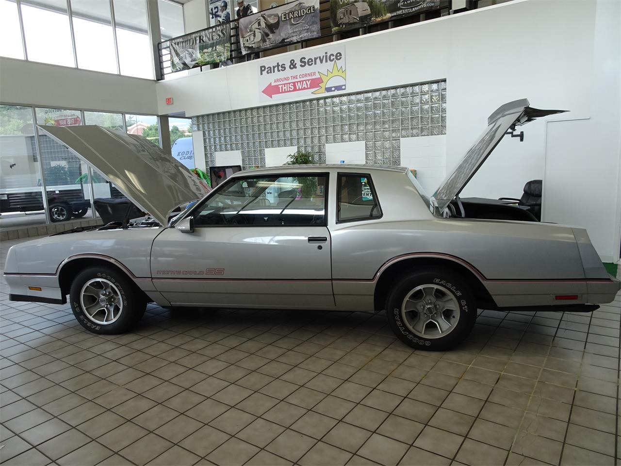 Picture of '86 Monte Carlo SS - OAGV