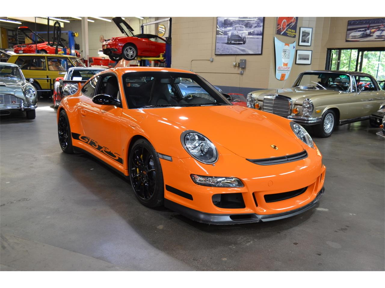 Picture of '07 911 GT3 RS - OAH0