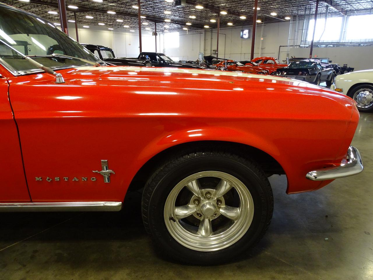 Large Picture of '67 Mustang - O864
