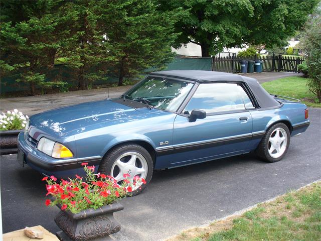 Picture of '89 Mustang - OAHI