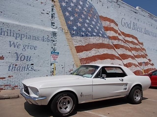 Picture of 1967 Ford Mustang located in Skiatook Oklahoma - $12,500.00 Offered by  - OAHK