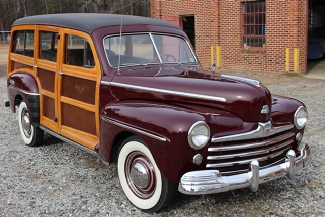 Picture of '47 Station Wagon - OAIQ