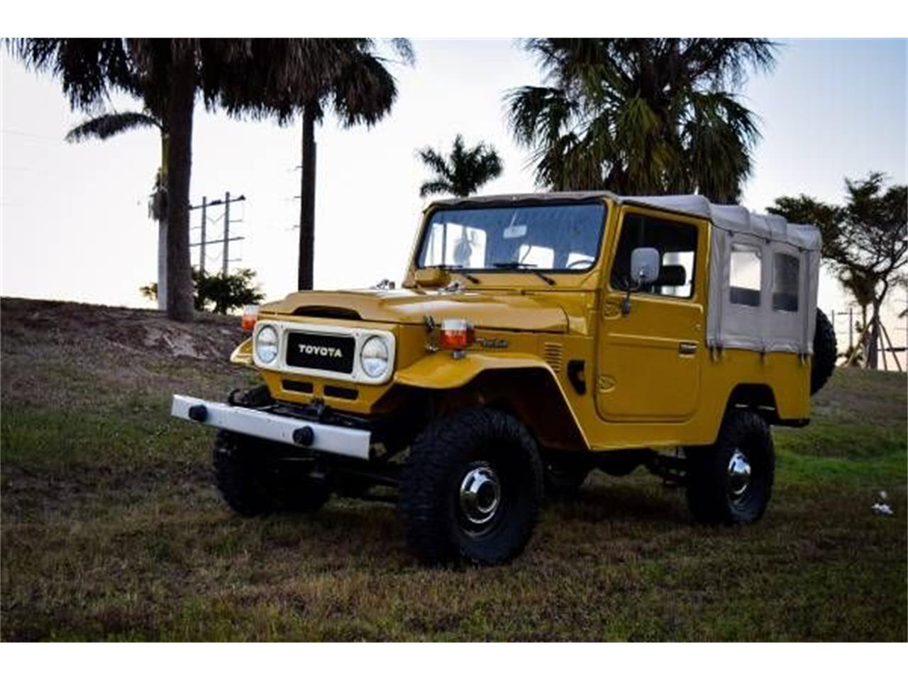 Picture of '74 Land Cruiser FJ - O86B