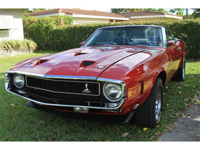 1969 To 1971 Shelby Gt350 For Sale On Classiccars