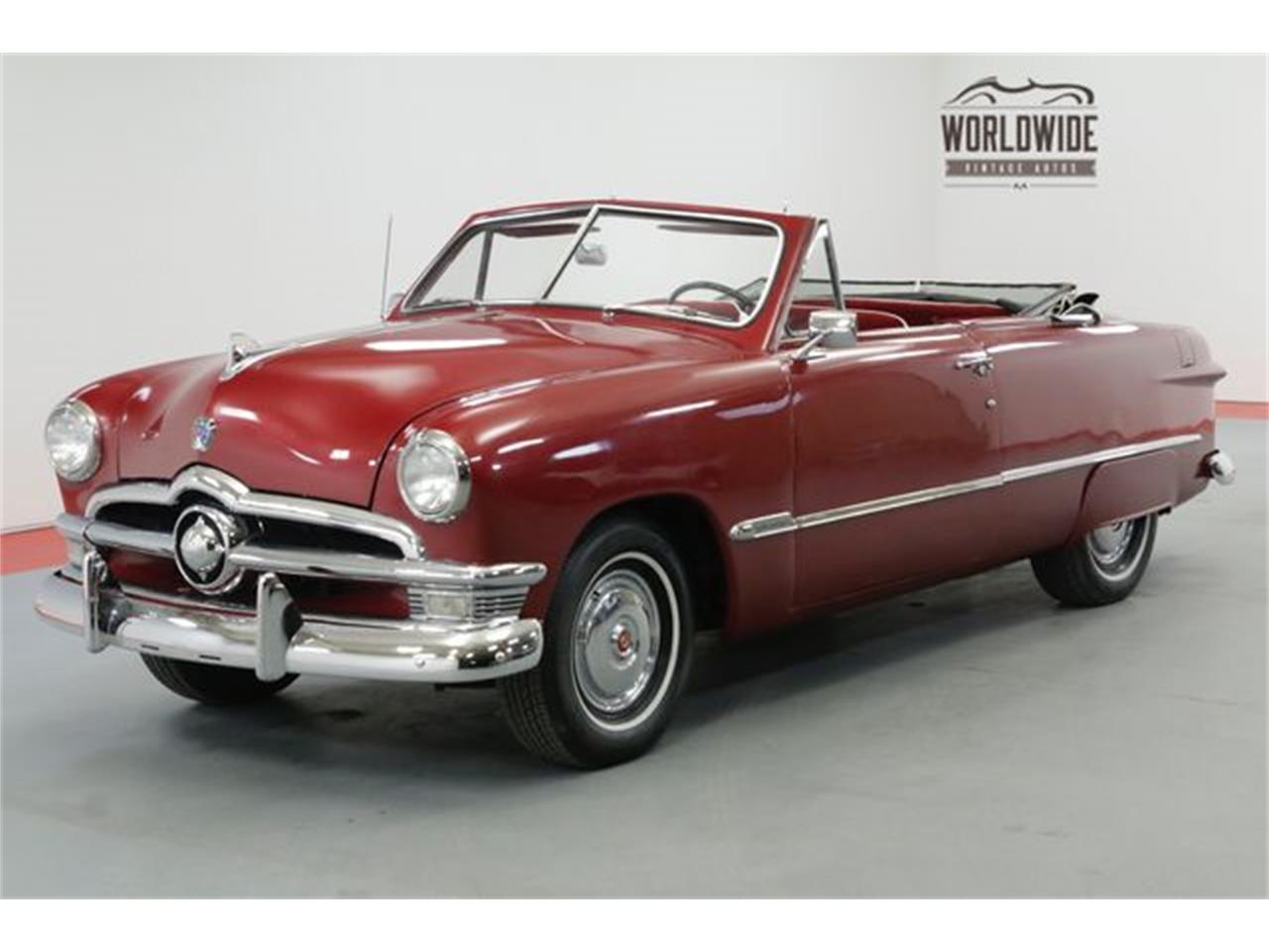 Picture of '50 Convertible - OAJN