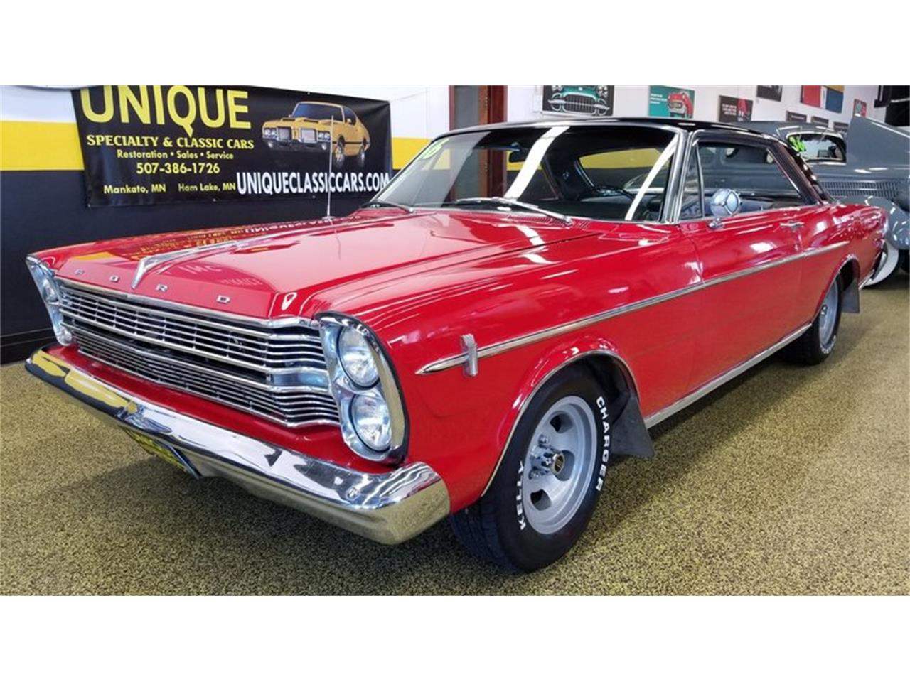 1966 Ford Galaxie for Sale on ClassicCars.com