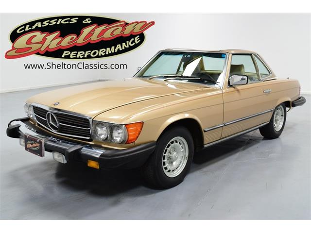 Picture of 1983 Mercedes-Benz 380 Offered by  - OAK5